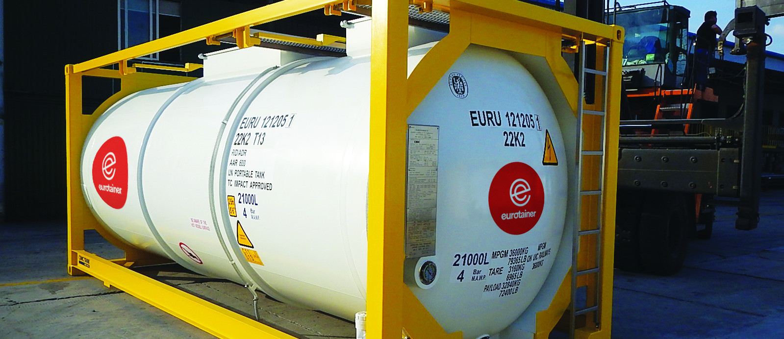 Tank containers are not just for transport anymore…. learn about other ways to use tanks in your supply chain