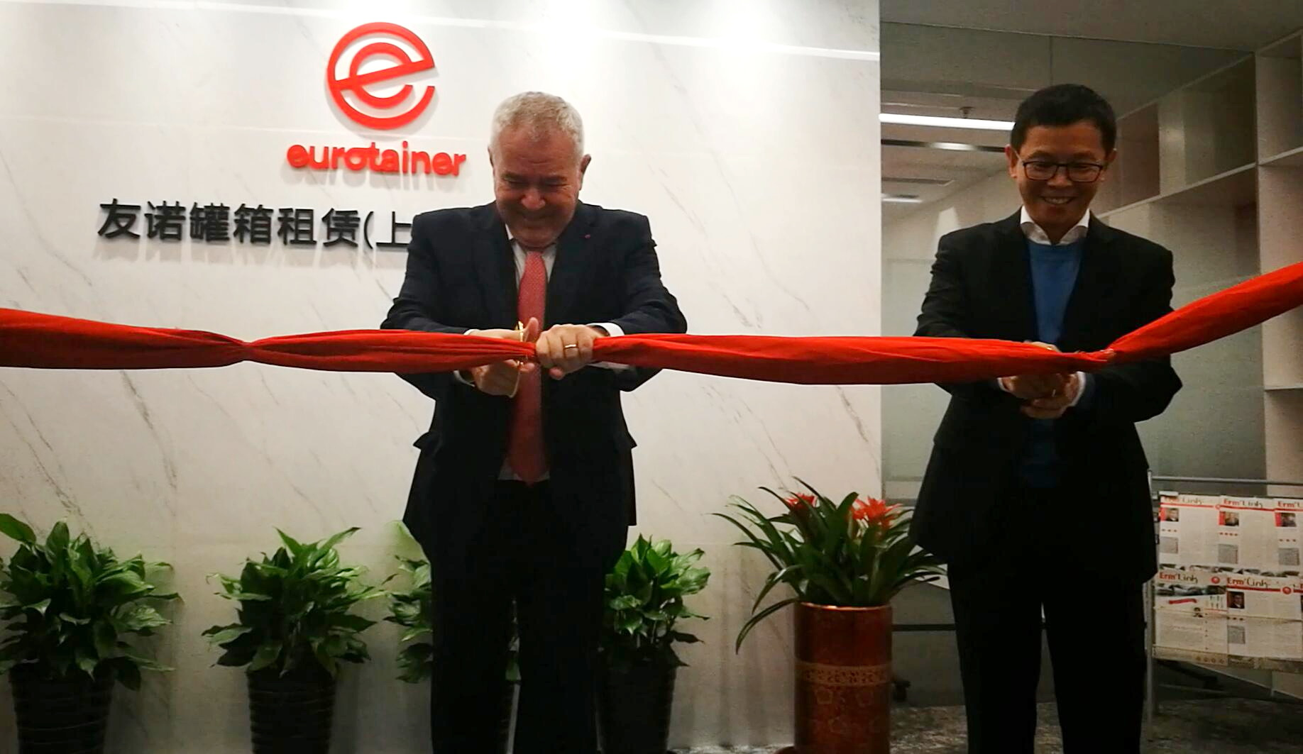 Business growth in China drives move to larger office in Shanghai