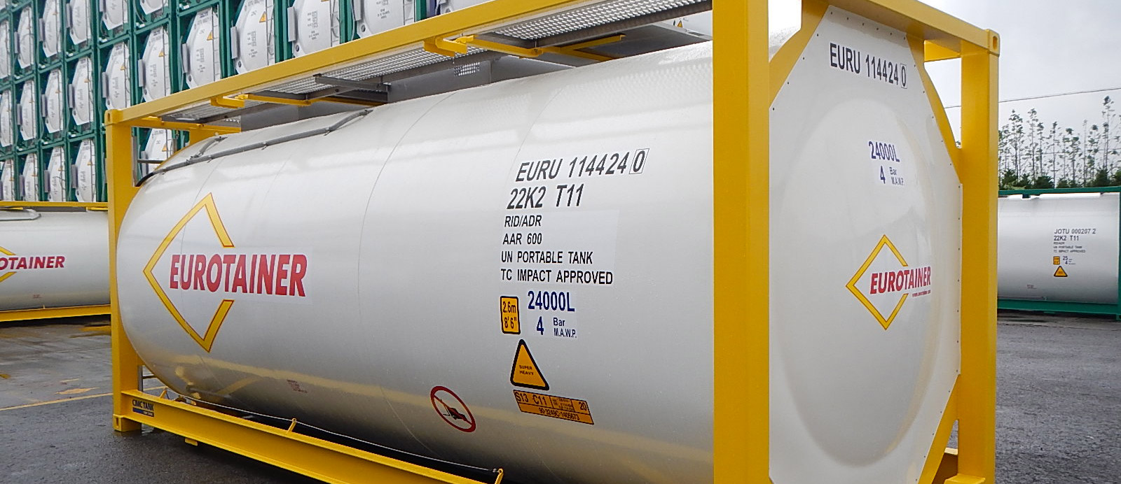 Liquid Tank Container