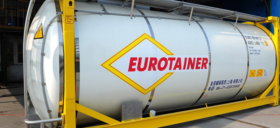 Eurotainer Introduces 37000 Liter Capacity Liquid Type, Swap Body Tank Containers to their Fleet