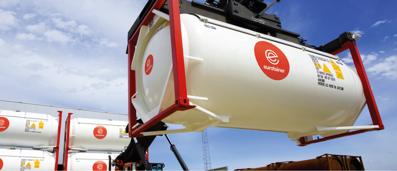 Eurotainer SA renews ISO 9001 Quality Certification