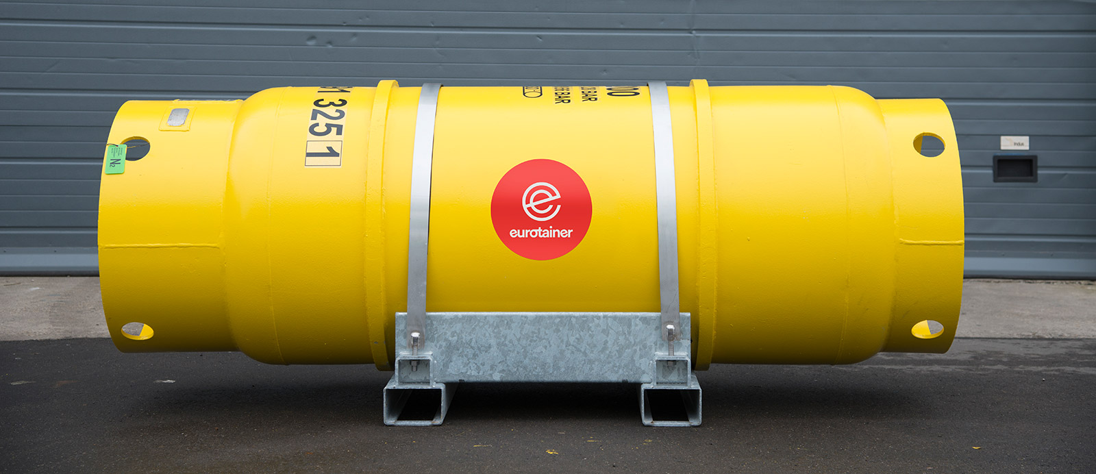 Gas Cylinder Container | Eurotainer