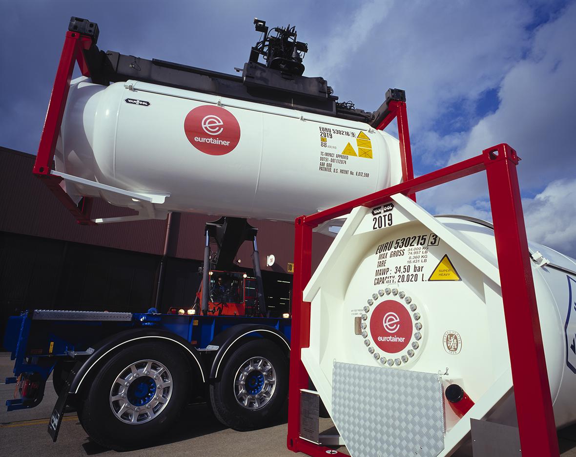Смотрите видеоматериалы 3D/CAD, посвященные нашим контейнерам-цистернам