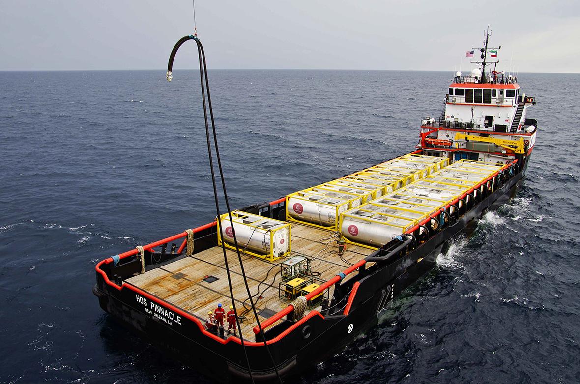 了解使用罐式集装箱进行运输和物流