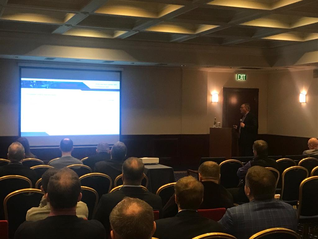 Eurotainer Attends Russian Maritime Registry of Shipping Conference – April 2019