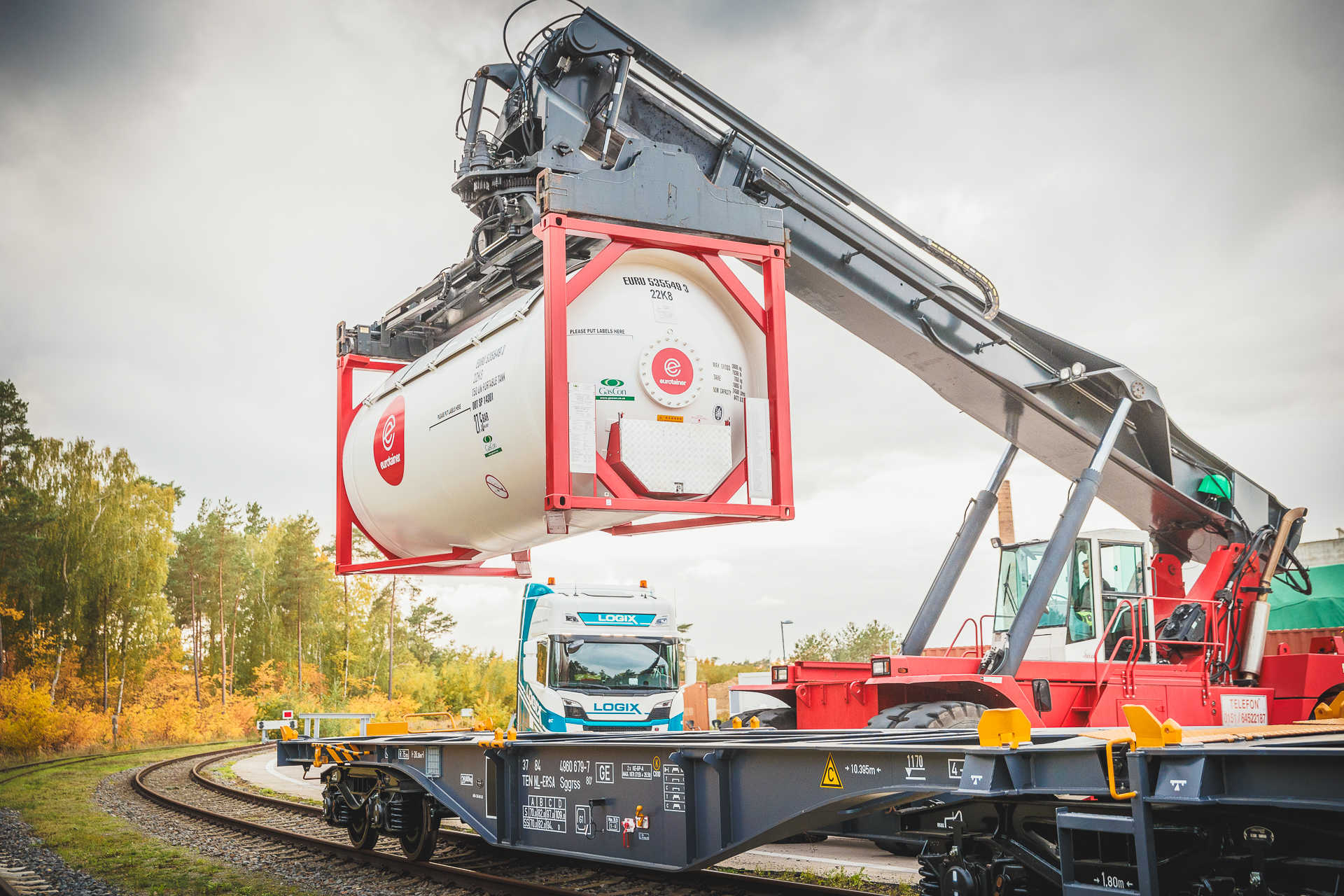 Video: Empowering Intermodal Supply Chains: The Eurotainer Tank Container